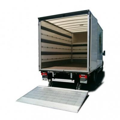 Camionnette hayon